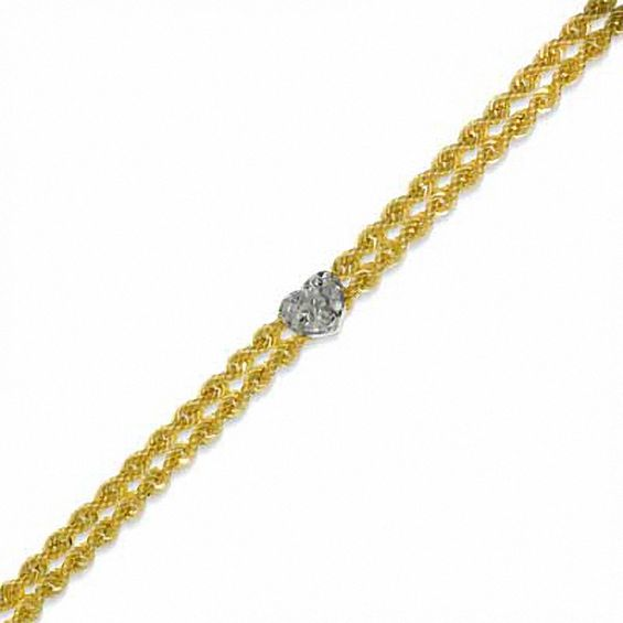 eddie mini womens gold wholesale jennifer anklet sale borgo s jewelry p rose zeuner women heart online mia diamond