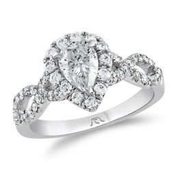 Pear Wedding Gordons Jewelers